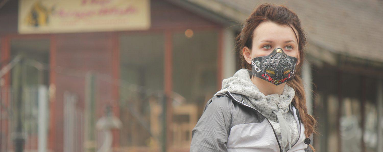 Po co stosuje się maski antysmogowe?